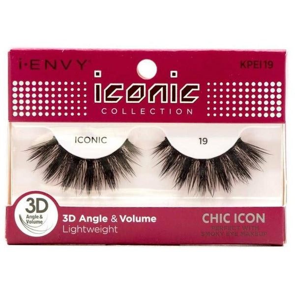 Kiss i-ENVY Chic Icon Lashes Iconic 19 KPEI19