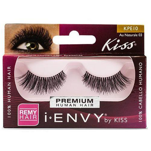 Kiss i-ENVY Lashes Au Naturale 03 KPE10