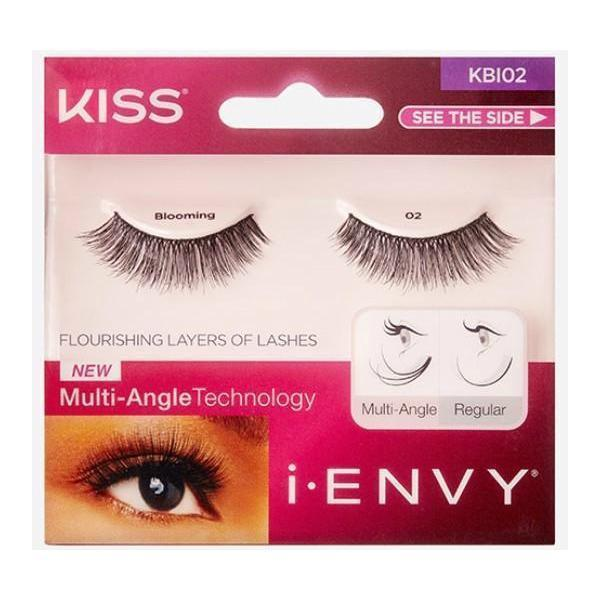 Kiss i-ENVY Multi-Angle Lashes Blooming 02 KBI02