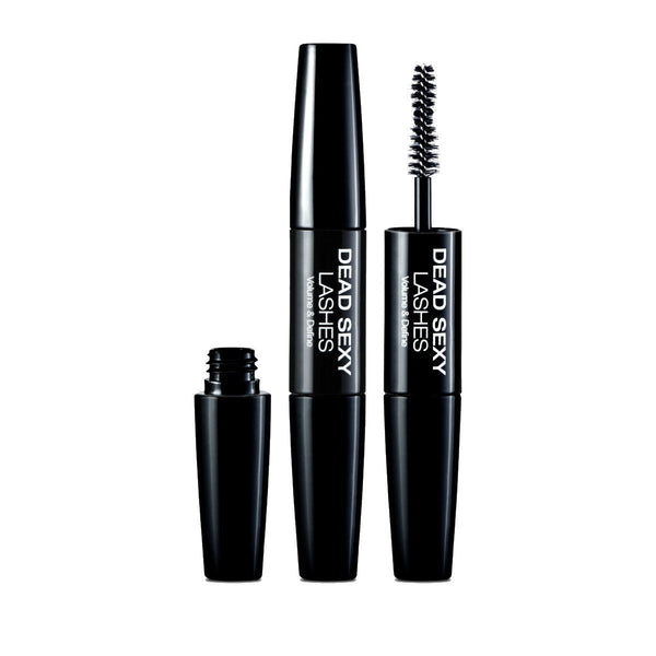 Kiss New York Dead Sexy Lashes Mascara – Volume & Define