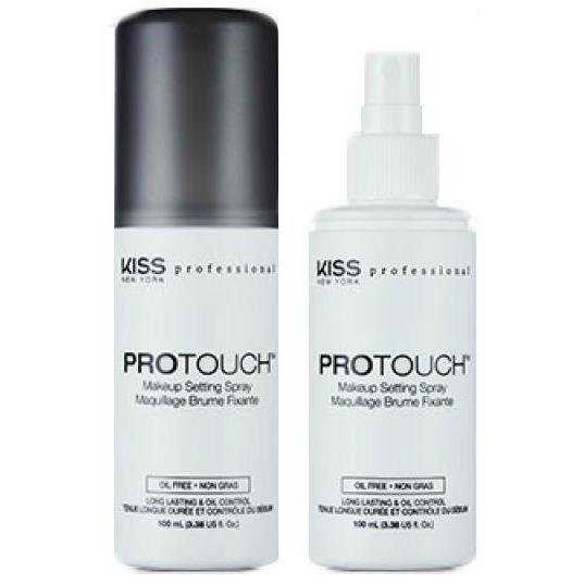 Kiss New York ProTouch Makeup Setting Spray 3.38 OZ – KFS01