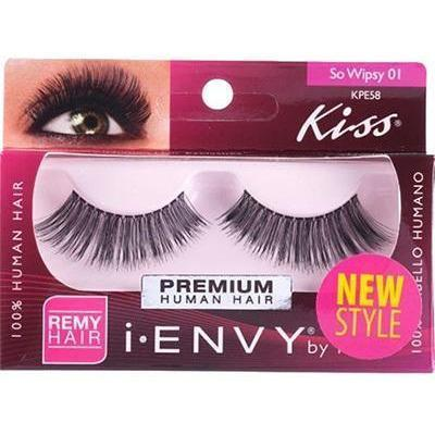 Kiss i-ENVY Lashes So Wispy 01 KPE58