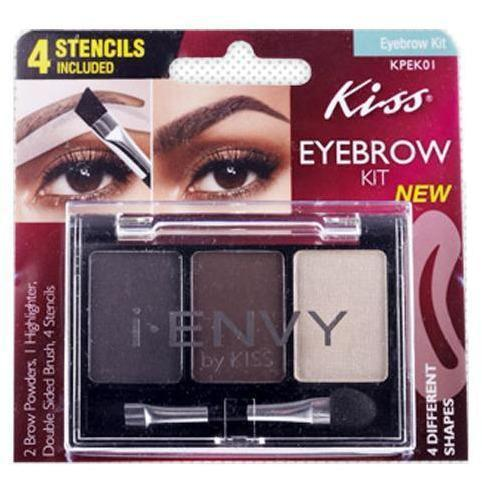 Kiss i-ENVY Eyebrow Kit KPEK01