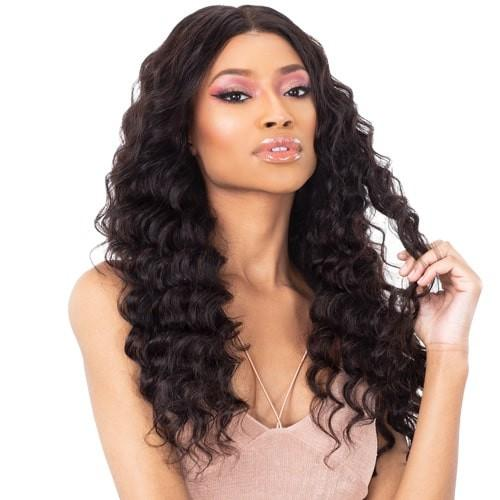 Shake-N-Go Ibiza Natural Virgin Human Hair Weave - Loose Deep