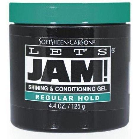 Let's Jam! Shining & Conditioning Regular Hold Gel 4.4 oz