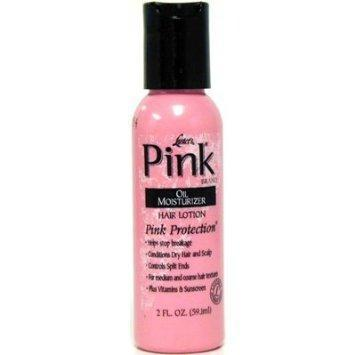 Luster's Pink Oil Moisturizer Hair Lotion 2 OZ