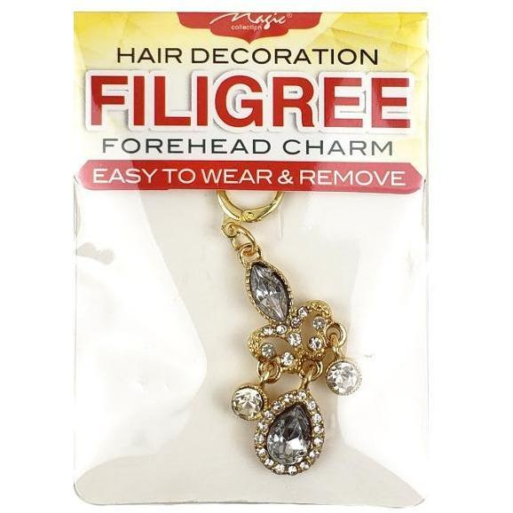 Magic Collection Filigree Forehead Charm, Assorted #FILICHA17