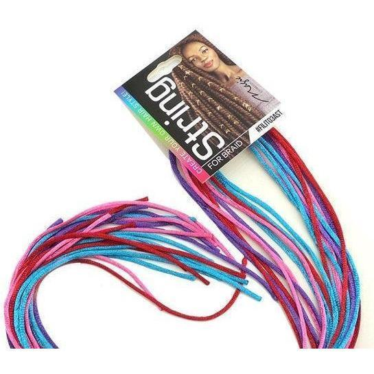 Magic Collection String for Braid, Assorted Color