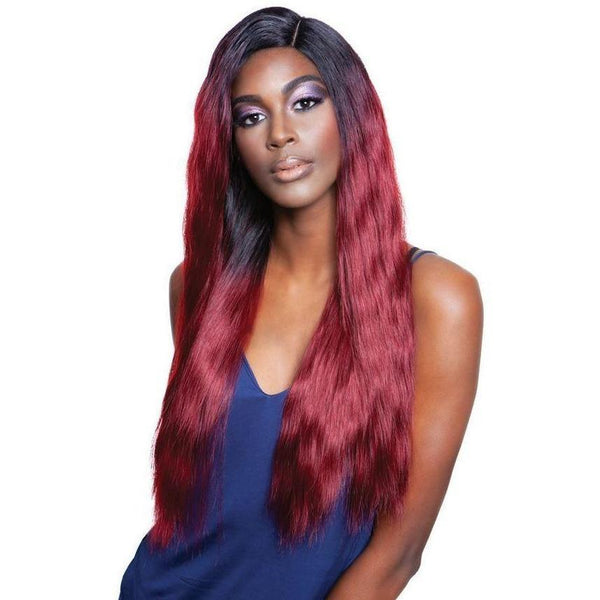 Mane Concept Mega Brazilian Human Hair Blend Weave – New Wave