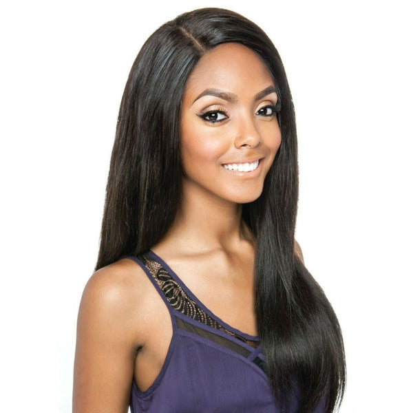 Mane Concept Trill 100% Human Hair Weave – Straight 7PCS
