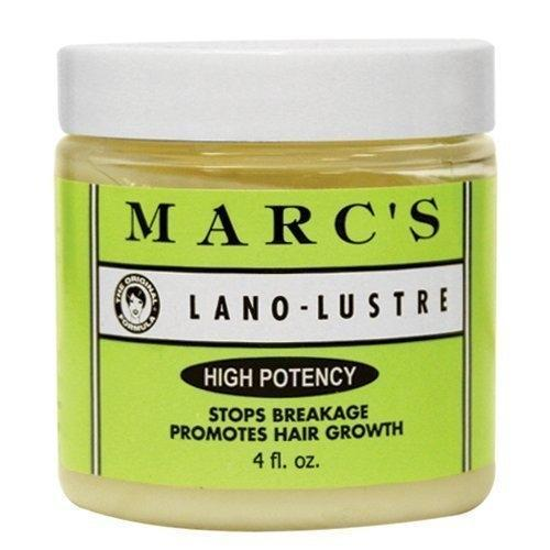 Marc's Lano-Lustre Hair Growth High Potency 4 OZ