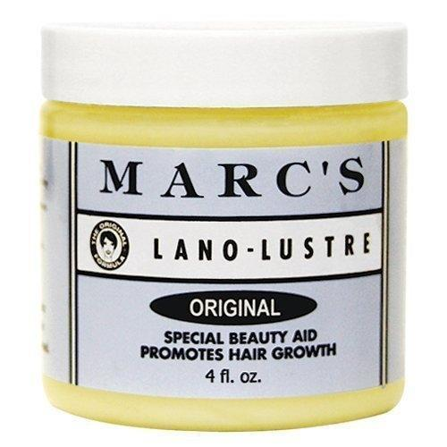 Marc's Lano-Lustre Hair Growth Original 4 OZ