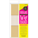 Magic Collection Swiss Lace Center Patching Wig Band
