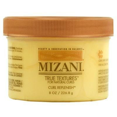 MIZANI True Textures Curl Replenish Intense Moisturizing Mask 8 OZ