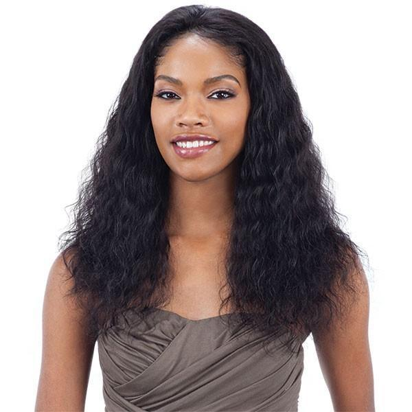 Model Model 100% Human Hair Nude Brazilian Natural Lace Front Wig – Loose Deep