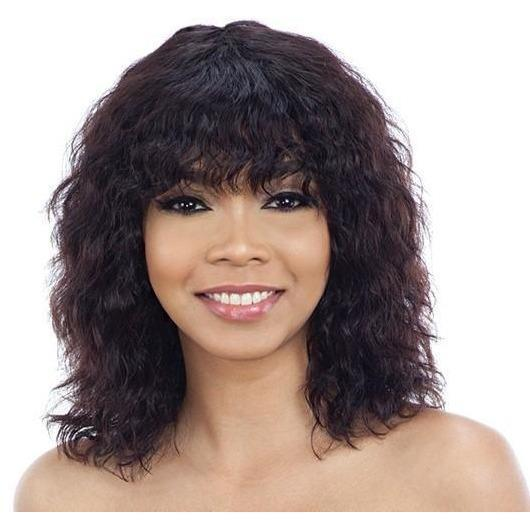 Model Model Nude Brazilian Natural 100% Human Hair Wig – Nava