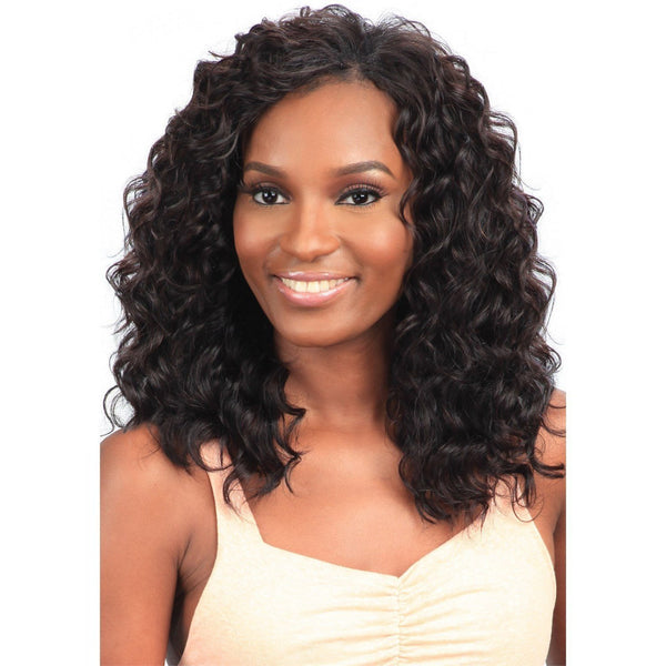 Model Model Clean Human Hair Weave – Loose Deep 5PCS