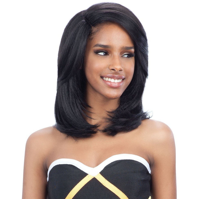 Model Model Extreme Side L-Part Wig – Rex