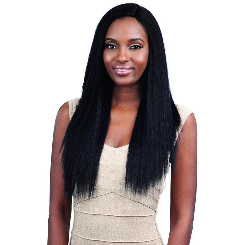 Model Model Freedom Part Synthetic Wig – Number 101