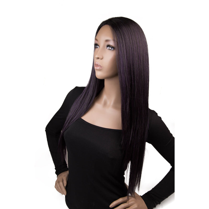 Model Model Freedom Part Synthetic Lace Front Wig – Number 201