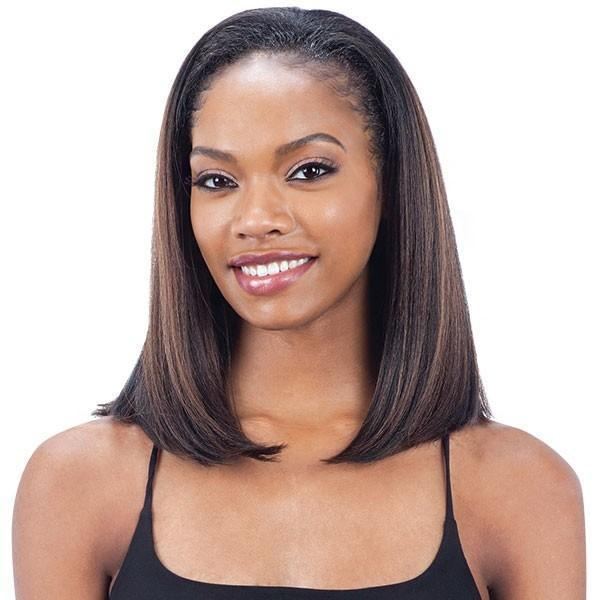 Model Model Fullcap Drawstring Synthetic Half Wig – Vesper