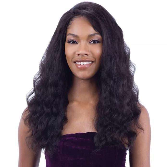 Model Model Nude Brazilian Natural 100% Human Hair Whole Lace Front Wig – Origin 501