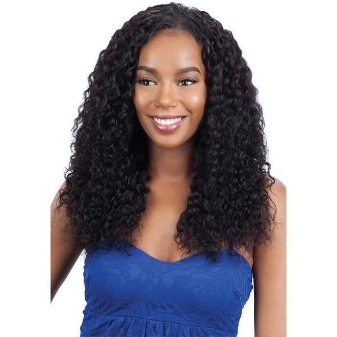 Model Model Nude Fresh Wet & Wavy Weave – Deep Wave Curl 7PCS