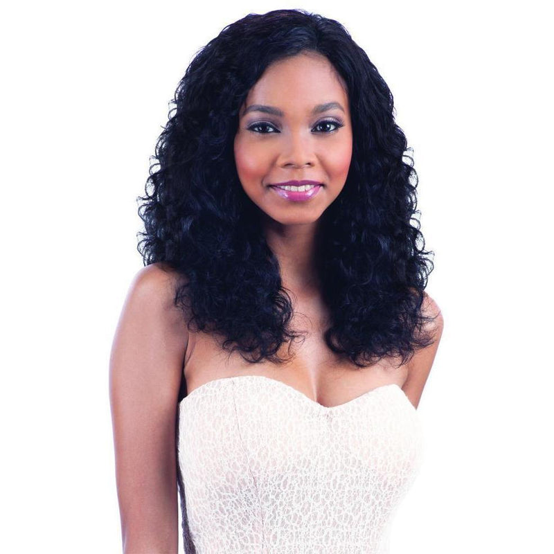 Model Model Nude Fresh Wet & Wavy Weave – Natural Wavy 7PCS
