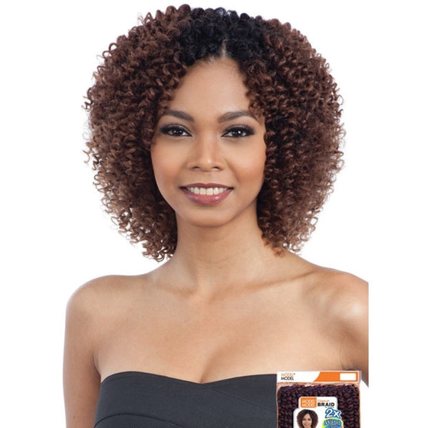 Model Model Synthetic Glance Wand Curl Braids – 2X Spiral Wand Curl (Small)