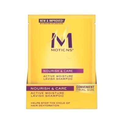 Motions Active Moisture Lavish Shampoo Packet 1.8 OZ
