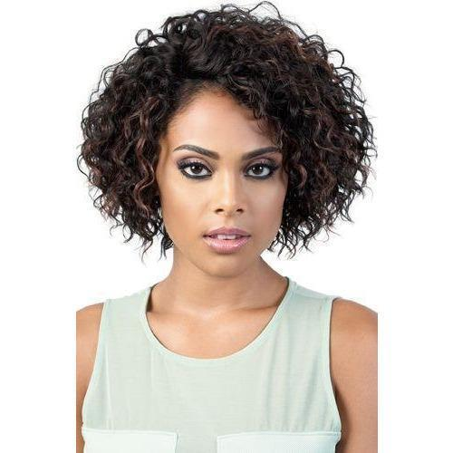 Motown Tress Human Hair Blend Mix Deep Part Lace Front Wig – HBLDP.Rox
