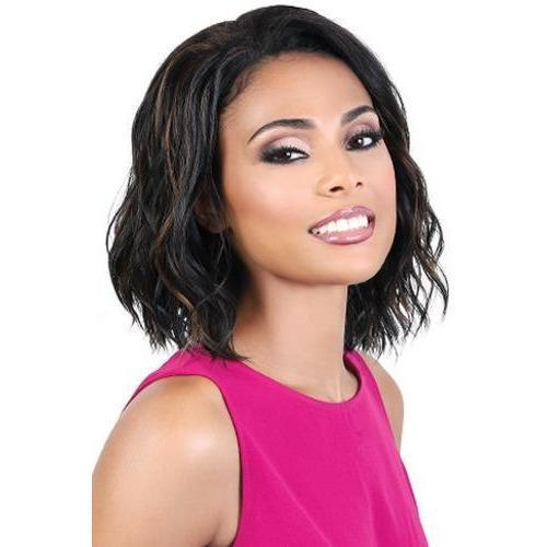 Motown Tress Quick-N-Easy Synthetic Half Wig – QE.Tanika