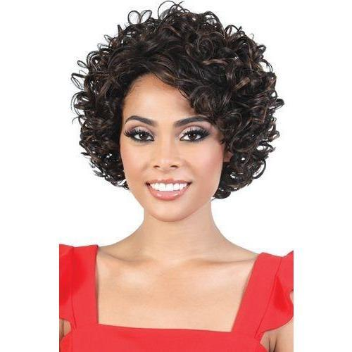 Motown Tress Synthetic Silver Gray Hair Collection Wig – S.Tisha
