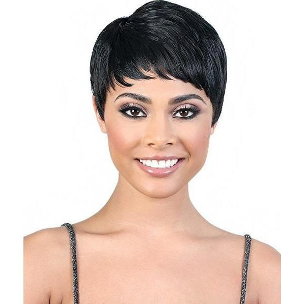 Motown Tress Synthetic Curlable Wig – Lucky