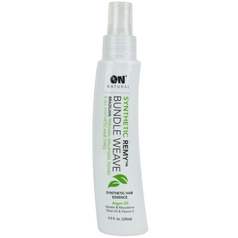 Next Image ON Natural Synthetic Remy Bundle Weave Hair Essence 4.5 OZ