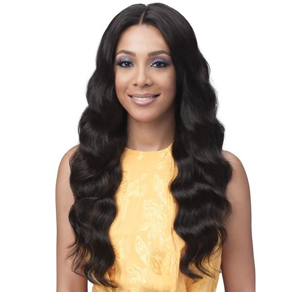 Bobbi Boss Unprocessed Bundle Hair Full Lace Wig - Ocean Wave 28""
