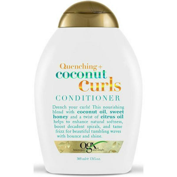 OGX Organix Quenching Coconut Curls Conditioner 13 OZ