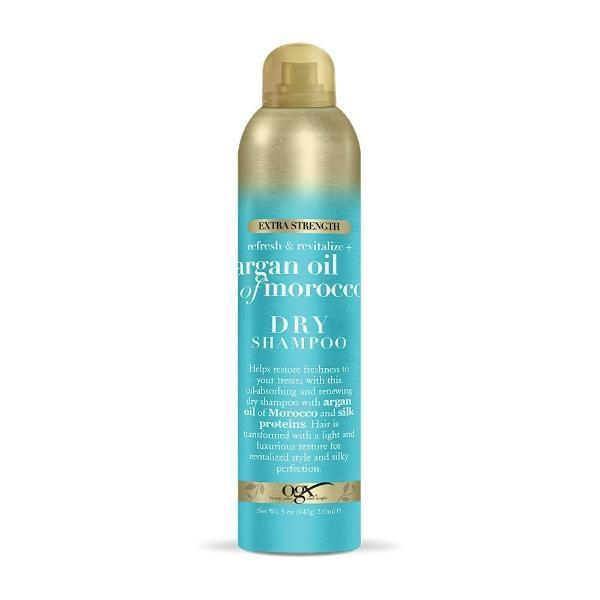 OGX Organix Refresh & Revitalize Argan Oil of Morocco Dry Shampoo 5 OZ