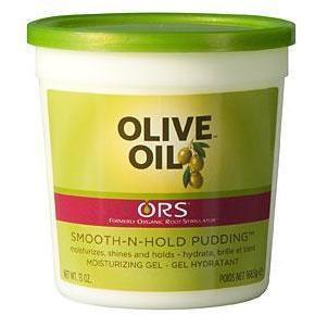 ORS Olive Oil Smooth-n-Hold Pudding 13 OZ