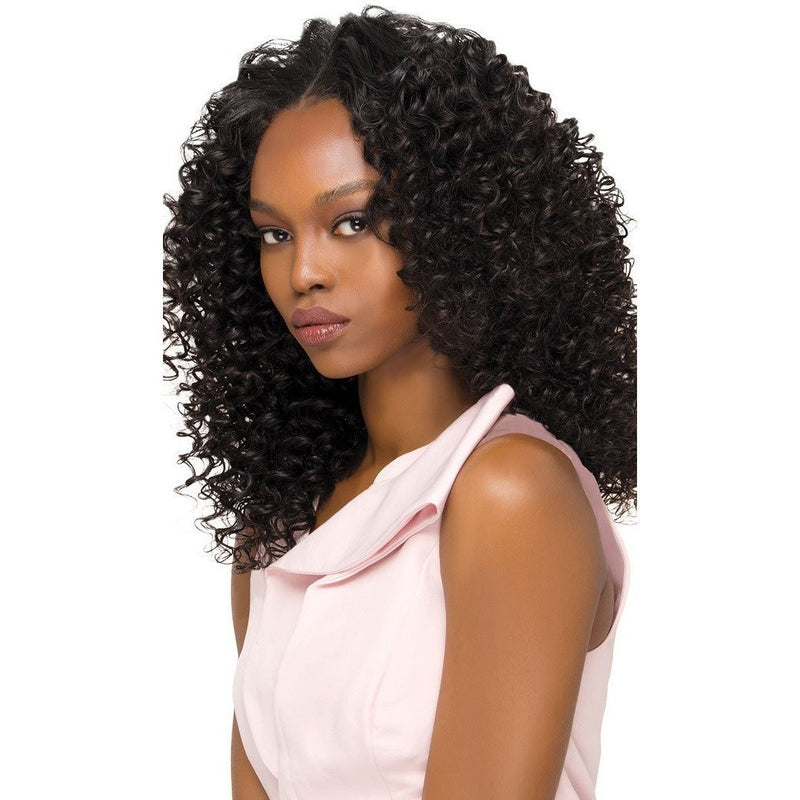 Outre Bundle Babe Unprocessed Human Hair Weave – Deep
