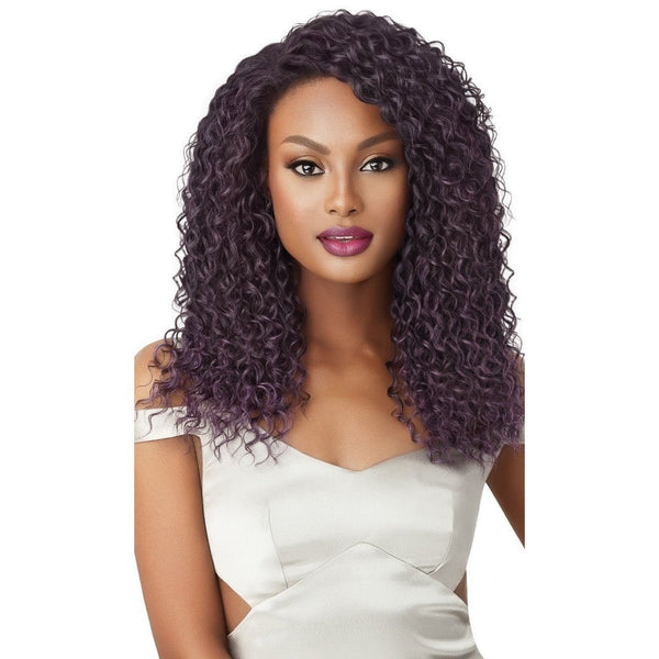 Outre Quick Weave Synthetic Half Wig – Sheena