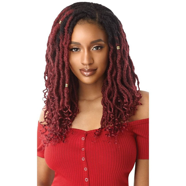 Outre X-Pression Synthetic Crochet Braid – Wavy Bahama Locs