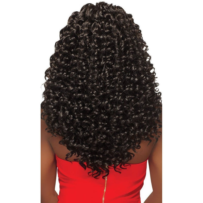 Outre X-Pression 4 in 1 Loop Synthetic Braid – Deep Twist 14""
