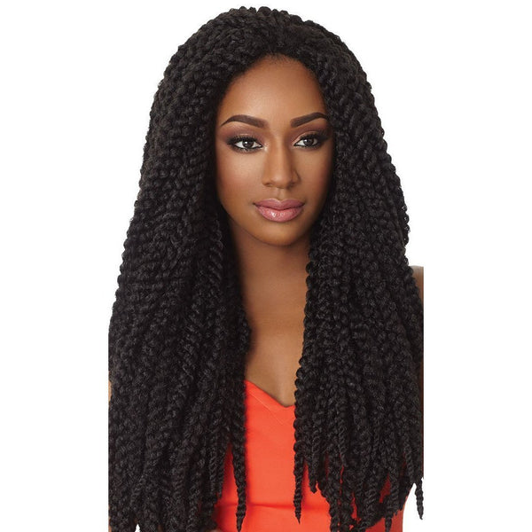 Outre X-Pression Synthetic Braid – 3D Braid