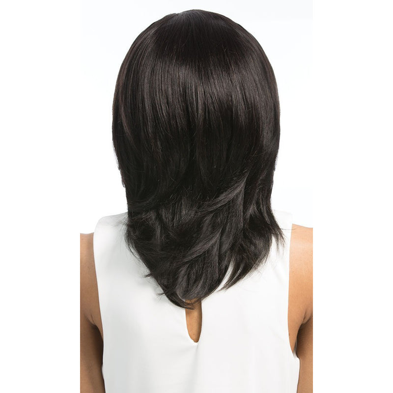 Outre Velvet Brazilian 100% Remi Human Hair Weave – Roll-Up 10""