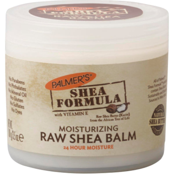 Palmer's Shea Formula Raw Shea Balm With Vitamin E 3.5 OZ
