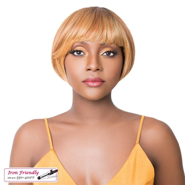 It's A Wig! Synthetic Quality Wig 2020 - Q Bory