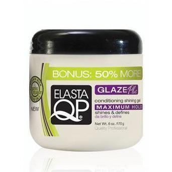 QP Glaze Plus Maximum Hold 4 OZ