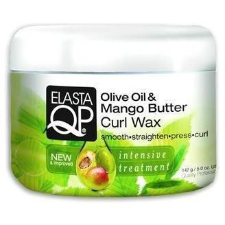 QP Olive Oil & Mango Butter Curl Wax 5 OZ