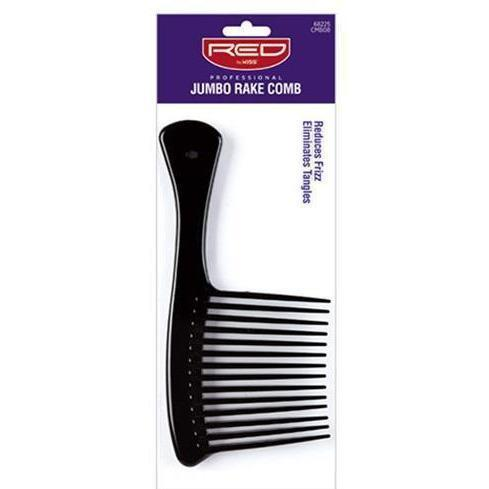 Red by Kiss Professional Jumbo Rake Comb #CMB08